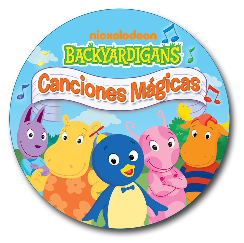 Backyardigans Canciones mágicas