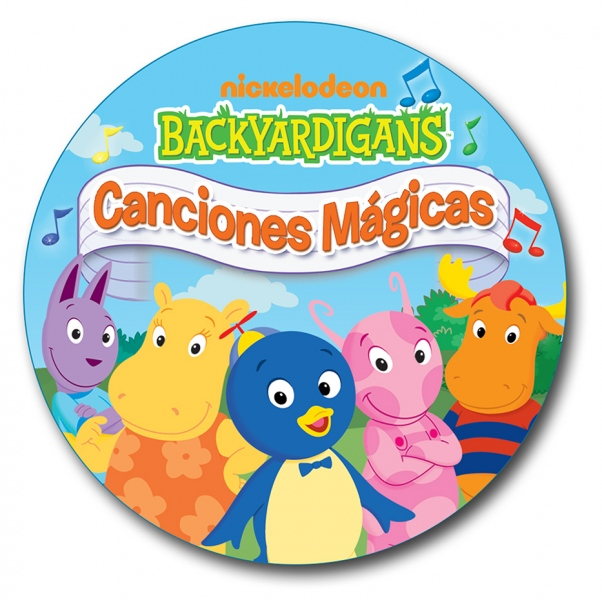 Backyardigans Music Player